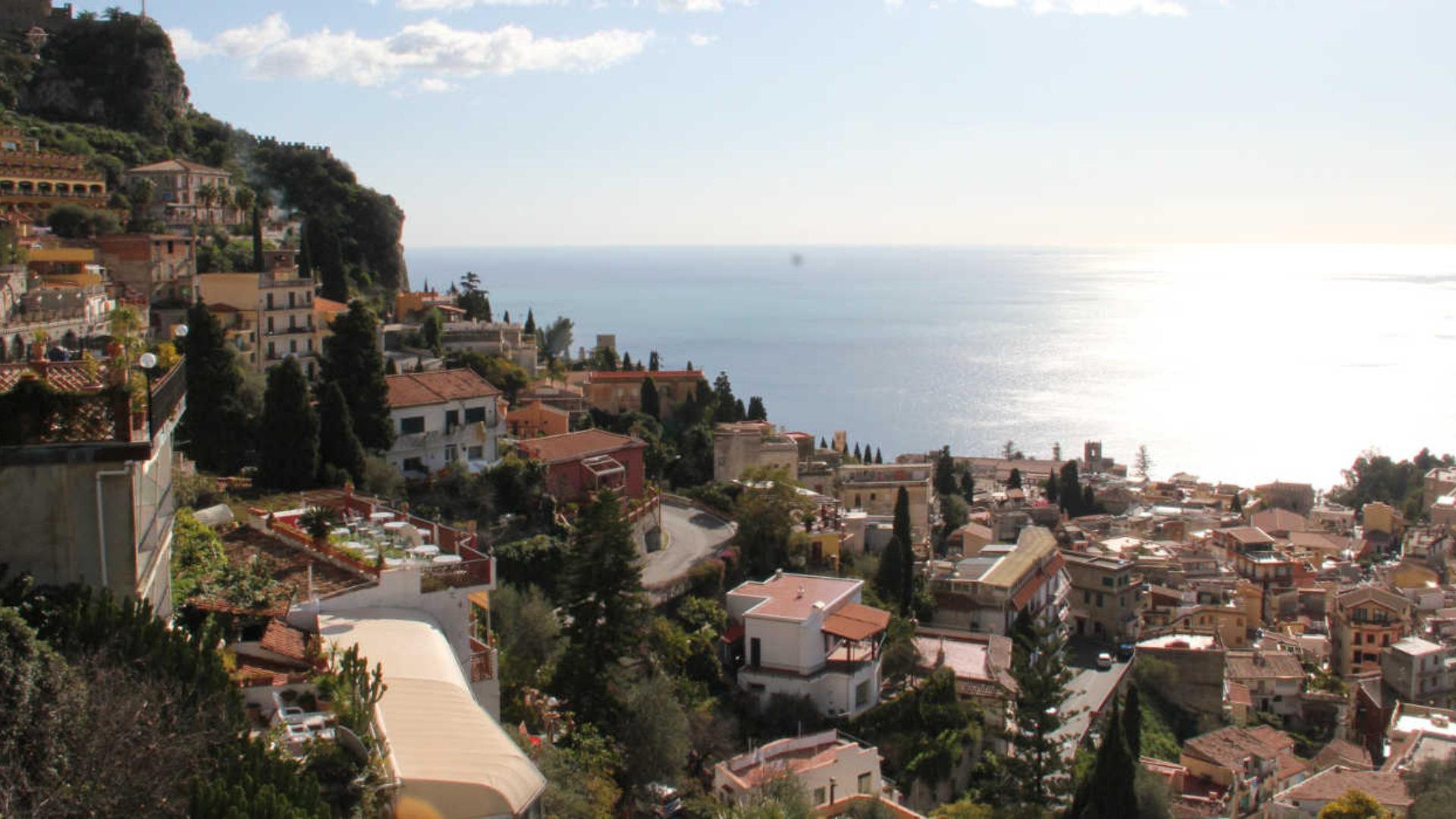 Etna, Taormina, Ionian Sea by bike   FunActive TOURS